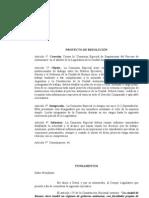 Resolución - Comision Autonomia