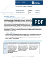 MIV-U2- Actividad 1. Inflación y Desempleo.