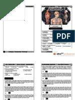 01 Anatomía y Fisiolofía I