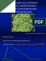 Abordaje del estudio por el laboratorio de las enfermedades autoinmunes.pptx