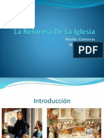 La Reforma de La Iglesia