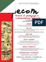 Manifesto SPECOM 2016-17