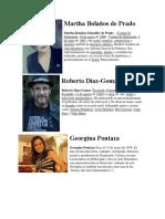 Actores de Guatemala