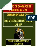 2017-01-18 Cierre Contable Con Aplicación de las NIIF Sábado 21-01-2017(Alberto Nué B) FINAL (1).pdf