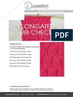 Elongated Rib Check