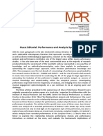 MPR 8 Editorials (JG and MDD) Guest Editorial Performance and Analysis Special Issue.pdf