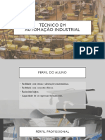 Apresentação Do Curso Técnico em Automação Industrial da UFMG