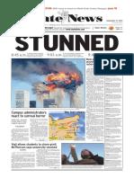 The State News - Wednesday, September 12, 2001