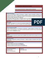 Charter de Proyecto