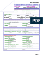 Acido P-fenol Sulfonico