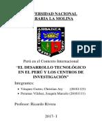 Monografia Perú