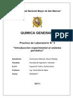 Quimica n3 Tabla Periodica