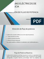 Dirección del flujo de potencia