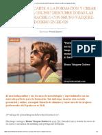 ¿Crear Una Escuela Online_ Aprende a Hacerlo Con Bruno Vázquez-Dodero