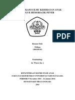 Laporan Kasus DHF dan diare akut dehidrasi ringan-sedang.docx