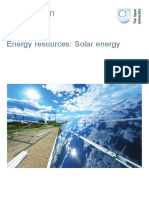 Energy Resources Solar Energy Printable-1