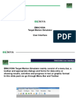 EMA3100A User Interface