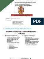 Antibioticos en Pediatria