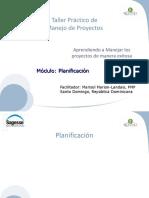 Seminario Avanzado de Gestión de Proyectos - Planificación Modulo 2 (1)