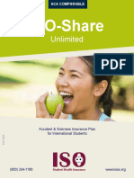 Iso Share 2017 2018 UofRochester