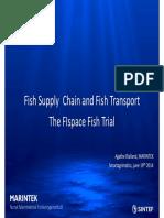 SAM2014 Fish Supply Chain and Fish Transport