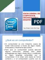 CLASE1-Introduccion de Computadores