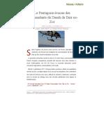 Le Pentagone Évacue Des Commandants de Daesh de Deir Ez-Zor