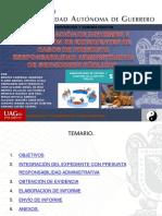 Tema 2. Elaboración de Informes e Integración de Expedientes de Casos
