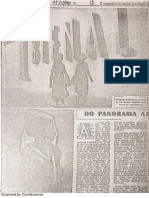 Flavio Motta (1960) Do Panorama Artístico