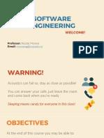 Introducion Ingenieria de Software