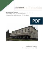 Informe Estación Baradero 2017