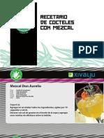 Recetario de Destilados