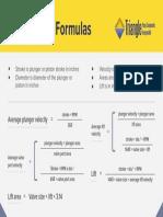 Formula Card 4x6 1