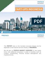 Fintech Indonesia Startupreport 161004033620