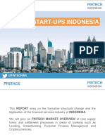 Fintech Indonesia Startupreport 161004033620