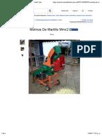 Molinos De Martillo Mmc2 - $ 3.850.000 en Mercado Libre