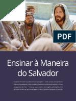 Ensinar a Maneira Do Salvador