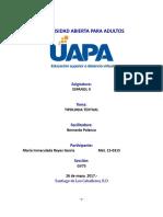 Tema Tipologia Textual
