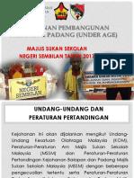 Balapan Dan Padang( Under Age ) Mssns 2017