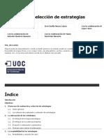 Dirección Estratégica Eval y Selecc