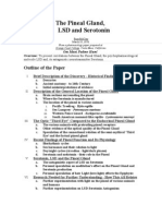 The Pineal Gland, LSD, And Serotonin