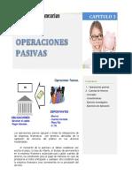 Operaciones Bancarias y Servicios Financieros III