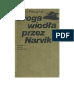 Ksawery Pruszyński - Droga wiodła przez Narvik - 1986 (zorg)