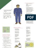 Elementos de Proteccion Personal Para El Mecanico Tornero
