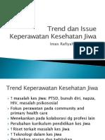 4.3 Trend Dan Issue Keperawatan Jiwa_revisi 2017