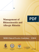 8 Cpg_Management of Rhinosinusitis and Allergic Rhinitis