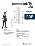 Tornado Solution Crossword Level1