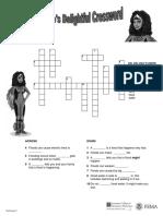 Flood Crossword Level1