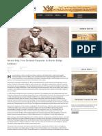 Horace King From Enslaved Carpenter to Master Bridge Architect Kentake Page