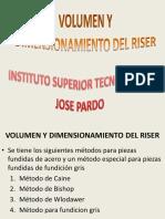 75893215-Volumen-y-Dimension-a-Mien-To-de-Riser.ppt